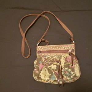 Small Fossil crossbody purse